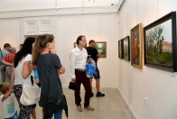 Výstava diel maďarských výtvarníkov - NOVÉ!!!