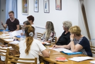 Kronika 2019 – workshop pre kronikárov – 1. stretnutie