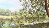 Výstava diel Pavla Kohúta - Pri vode