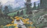 Výstava diel Jána Kollároviča - Dolomity