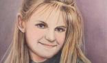 Výstava diel Pavla Kohúta - Portrét dcéry