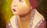 Galantská paleta 2021 - Bazsalovics Rudolf - Detský portrét I