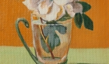 Výstava diel Evy Králikovej - Tóthovej (Azalka)