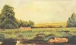 Výstava diel Jána Kollároviča - Letná krajina