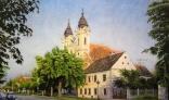 Výstava diel Pavla Kohúta - Galantský kostol