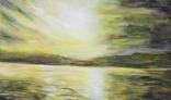 Výstava diel Márie Liškovej (Slnko aj chmáry premôže)