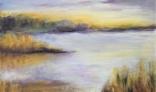 Výstava diel Márie Liškovej (Voda je čistá)