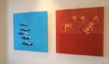 Výstava diel Petra Augustoviča