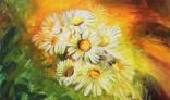 Výstava diel Márie Liškovej (Kvety Ti to povedia)