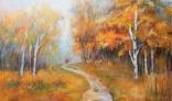 Výstava diel Márie Liškovej (Jeseň v prírode 2)