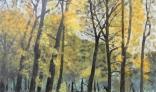 Výstava diel Jána Kollároviča - V lese