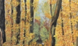 Výstava diel Jána Kollároviča - Prechádzka v lese