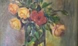 Galantská paleta 2021 - Králiková Eva - Kytica ruží