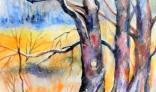 Výstava diel Evy Králikovej - Tóthovej (Zima)