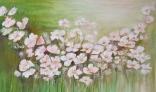 Galantská paleta 2021 - Lišková Mária - Kvety divých ruží